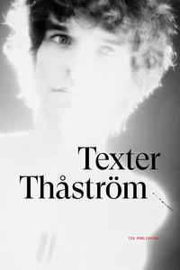 Texter (e-bok) av Thåström
