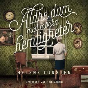 Äldre dam med mörka hemligheter (ljudbok) av He
