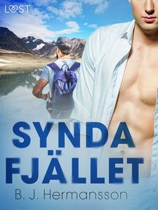 Syndafjället - erotisk novell (e-bok) av B. J.