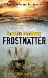 Frostnätter (e-bok) av Arnaldur Indridason