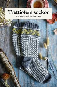 Trettiofem sockor (e-bok) av Maja Karlsson