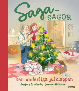Den underliga julklappen (e-bok) av Josefine Su