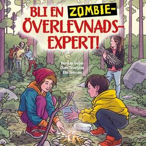 Bli en zombieöverlevnadsexpert (ljudbok) av Her