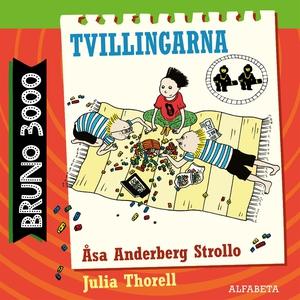 Bruno 3000 : Tvillingarna (ljudbok) av Åsa Ande