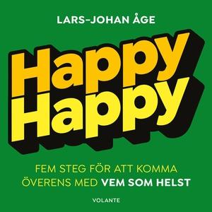 Happy Happy : Fem steg för att komma överens me