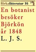 En botanist besöker Björkön år 1848. Birkalitteratur nr 16. Återutgivning av text från 1870