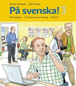På svenska! 3 övningsbok (e-bok) av Annika Hela