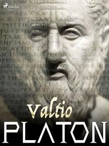 Valtio (e-bok) av Platon