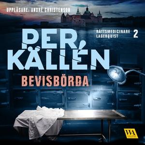Bevisbörda (ljudbok) av Per Källén