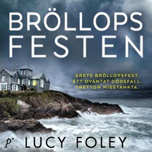 Bröllopsfesten (ljudbok) av Lucy Foley