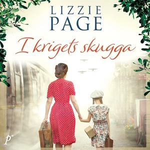 I krigets skugga (ljudbok) av Lizzie Page