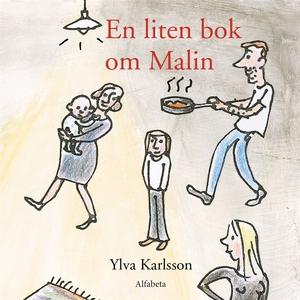 En liten bok om Malin (ljudbok) av Ylva Karlsso