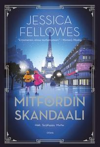 Mitfordin skandaali (e-bok) av Jessica Fellowes