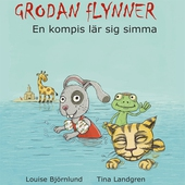 Grodan Flynner - En kompis lär sig simma