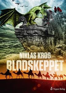 Blodskeppet (ljudbok) av Niklas Krog
