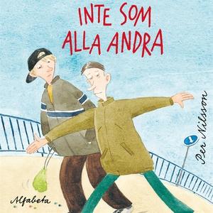 Inte som alla andra (ljudbok) av Per Nilsson