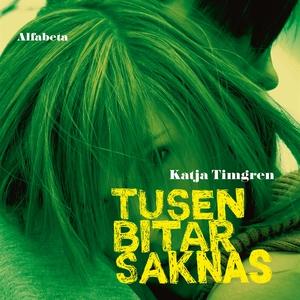 Tusen bitar saknas (ljudbok) av Katja Timgren