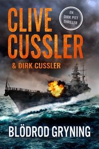 Blodröd gryning (e-bok) av Clive Cussler