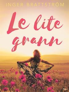Le lite grann (e-bok) av Inger Brattström