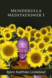 Mundekulla Meditationer 1 (ljudbok) av Björn Na