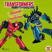 Transformers - Robots in Disguise - Sideswipe versus Thunderhoof