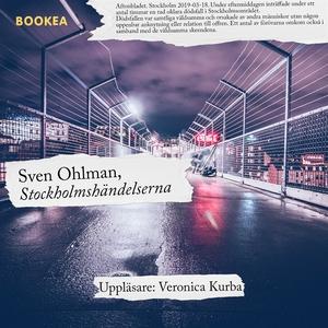 Stockholmshändelserna (ljudbok) av Sven Ohlman