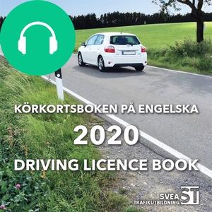Körkortsboken på engelska 2020: Driving licence