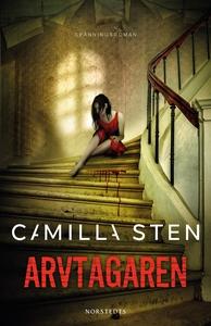 Arvtagaren (e-bok) av Camilla Sten