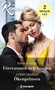 Försvunnen och funnen/Ökenprinsen (e-bok) av Ly