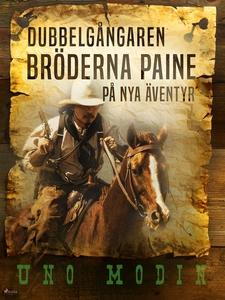 Dubbelgångaren : bröderna Paine på nya äventyr