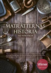 Maträtternas historia (e-bok) av Ted Wärnåker