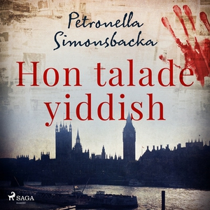 Hon talade yiddish (ljudbok) av Petronella Simo