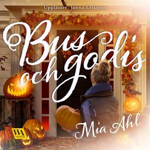 Bus och godis (ljudbok) av Mia Ahl