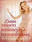 Erään naisen intiimejä tunnustuksia - kokoelma eroottisia novelleja