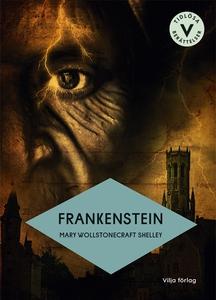 Frankenstein (lättläst) (ljudbok) av Mary Shell