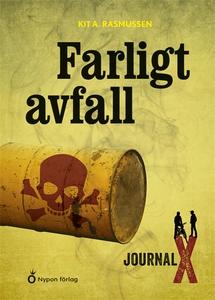 Farligt avfall (ljudbok) av Kit A. Rasmussen