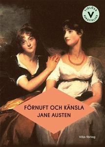 Förnuft och känsla (lättläst) (ljudbok) av Jane