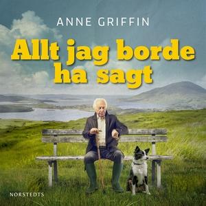 Allt jag borde ha sagt (ljudbok) av Anne Griffi