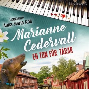 En ton för tårar (ljudbok) av Marianne Cederval