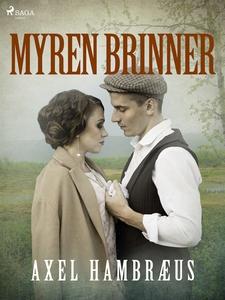 Myren brinner (e-bok) av Axel Hambræus