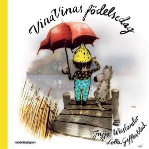 Vina Vinas födelsedag (ljudbok) av Jujja Wiesla