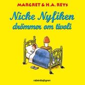 Nicke Nyfiken drömmer om tivoli