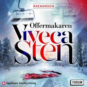 Offermakaren (ljudbok) av Viveca Sten