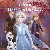 Frost 2 Elsas magiska resa, lätt att läsa