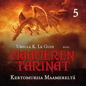 Kertomuksia Maamereltä (ljudbok) av Ursula K. L