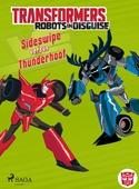 Transformers - Robots in Disguise - Sideswipe versus Thunderhoof