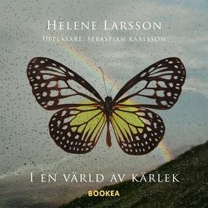 I en värld av kärlek (ljudbok) av Helene Larsso