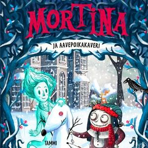 Mortina ja aavepoikakaveri (ljudbok) av Barbara
