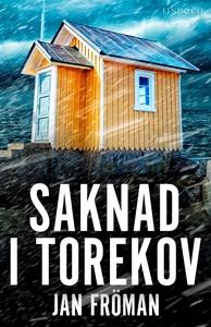 Saknad i Torekov (e-bok) av Jan Fröman