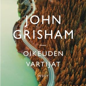 Oikeuden vartijat (ljudbok) av John Grisham